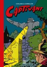 Spanning Hc00. captivant | Yves Chaland ; Luc Cornillon | 9789089882127
