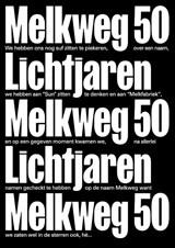 Melkweg 50 Lichtjaren | Mark van Schaick | 9789090347127