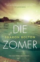Die zomer   Sharon Bolton   9789400514096