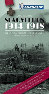 De slagvelden van '14-'18 in Vlaanderen en Artesie | Doreen Espeel ; Laurent Loiseau ; Francois Cochet ; Amaury de Varogert ; Francoise Klingen | 9789401406048