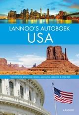 Lannoo's Autoboek - USA   auteur onbekend   9789401414661