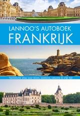 Lannoo's Autoboek Frankrijk   auteur onbekend   9789401452205