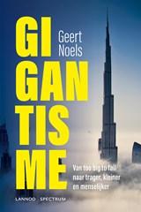 Gigantisme   Geert Noels   9789401462037