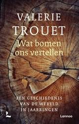 Wat bomen ons vertellen   Valerie Trouet   9789401466752