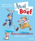 Agent en Boef - Boevenstreken   Tjibbe Veldkamp ; Kees de Boer  