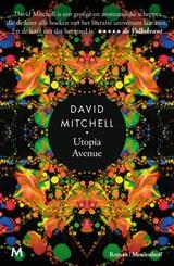 Utopia Avenue   David Mitchell   9789402315332