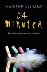 54 minuten   Marieke Nijkamp   9789402700640