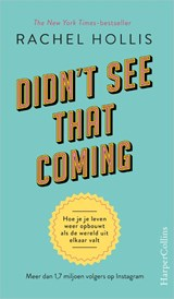 Didn't See That Coming | Rachel Hollis | 9789402707045