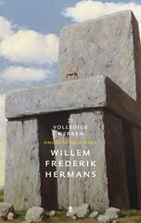Volledige werken Deel 21   Willem Frederik Hermans   9789403103310