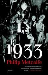 1933 | Philip Metcalfe | 9789460036040