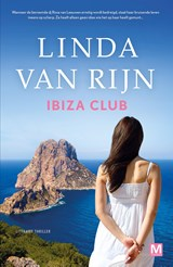 Ibiza Club   Linda van Rijn   9789460687556