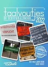 Taalvoutjes - de scheurkalender 2022   Vellah Bogle   9789460775666