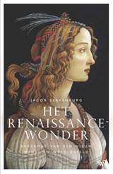 Het Renaissance-wonder | Jacob Slavenburg | 9789462497788