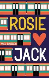Rosie hartje Jack | Mel Darbon | 9789463491884