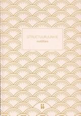 Structuurjunkie notitieboek (roze) | Cynthia Schultz | 9789463492829