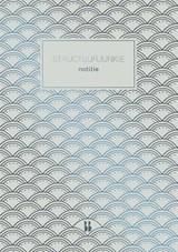 Structuurjunkie notitieboek (grijs) | Schultz Cynthia | 9789463492836