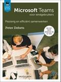 Handboek Microsoft Teams | Peter Debets |