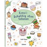 Kawaii: schattig eten tekenen   Angela Nguyen   9789463593564
