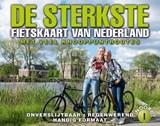 De sterkst fietskaart van Nederland deel 1 : Noord- en Midden-Nederland   unknown   9789463690904