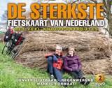 De sterkste fietskaart van Nederland deel 2 :  Midden- en Zuid-Nederland   auteur onbekend   9789463690911