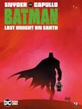 Batman 01. last knight on earth 1/3 | greg capullo |