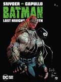 Batman 02. last knight on earth 2/3 | greg capullo |