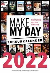 Film scheurkalender - Make My Day 2022   Interstat ; René Mioch ; Ate de Jong   9789464320367