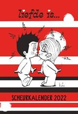 Liefde is scheurkalender - 2022   Interstat   9789464320473