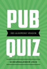 Pub Quiz scheurkalender 2022   Interstat   9789464320558