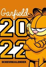 Garfield scheurkalender - 2022   Interstat   9789464320589