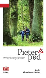 Pieterpad Deel 1 Pieterburen - Vorden | Maarten Goorhuis; Wim van der Ende; Kees Volkers | 9789491142055