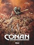 Conan de avonturier Hc05. scharlaken citadel   luc brunschwig  