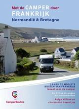 Met de camper door Frankrijk Kustroute Normandië & Bretagne   Mike Bisschops   9789491856105