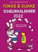 Fokke & Sukke Scheurkalender 2022   John Reid ; Bastiaan Geleijnse ; Jean-Marc van Tol   9789492409553