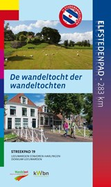 Elfstedenpad | Flip van Doorn ; Jolanda Denekamp | 9789492641014