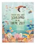 Zwem mee met schildpad in de diepe zee!   Catherine Barr  