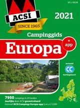 ACSI Campinggids Europa + app 2021   ACSI   9789493182035