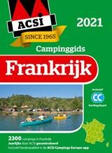 ACSI campinggids Frankrijk + app 2021   ACSI   9789493182059