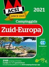 ACSI campinggids Zuid-Europa + app 2021   ACSI   9789493182066