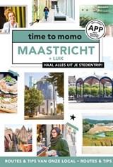 Maastricht + Luik | Sanne Tummers ; Rivka Wehrens | 9789493195486