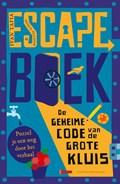Escape boek – De geheime code van de Grote Kluis   Ivan Tapia ; Linde Montse  
