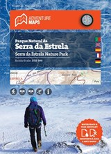 Parque Natural da Serra da Estrela 1:25.000 | auteur onbekend | 9789895405206