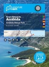 Parque Natural da Arrábida | Adventure Maps | 9789895405213