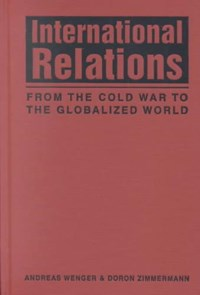 International Relations | Andreas Wenger |