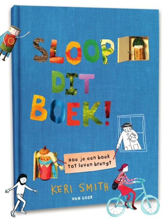 Sloop dit boek!