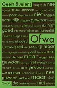 Ofwa | Geert Buelens |