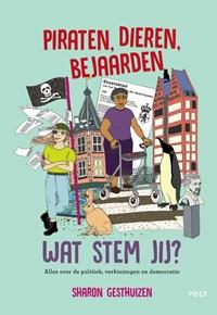 Piraten, dieren, bejaarden   Sharon Gesthuizen  