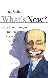 What's new? | Jaap Cohen |