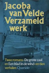 Verzameld werk | Jacoba van Velde |
