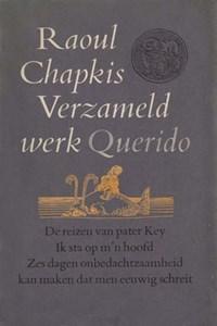 Raoul Chapkis verzameld werk   Hugo Brandt Corstius  
